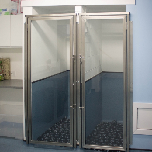 Walk-in Kennels
