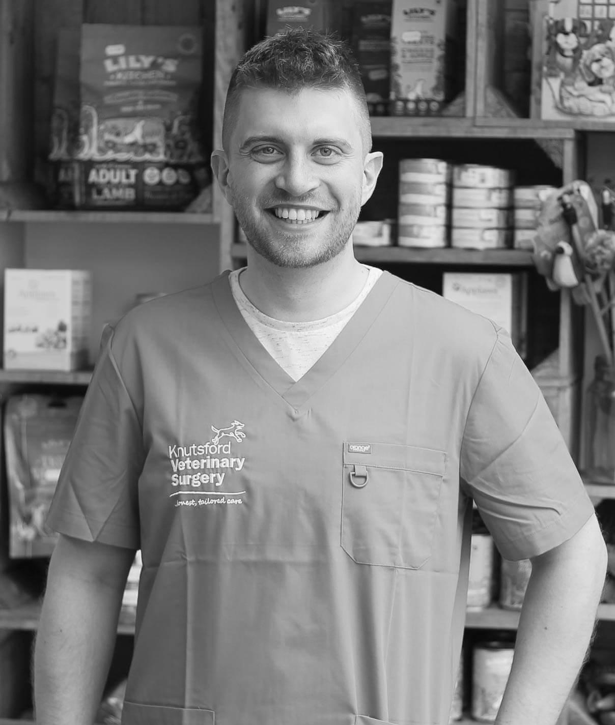 Dr Marcus Cronin BVSc MRCVS