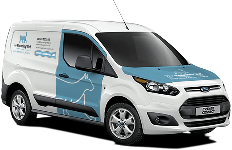 Knutsford Vets Vehicle